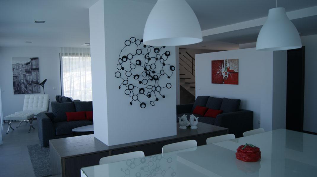 decoracao de interiores caldas da rainha:MORADIA – Porto Dinheiro
